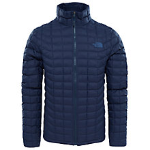 Buy The North Face Thermoball Full-Zip Men's Insulated Jacket Online at johnlewis.com