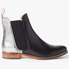 Buy Joules Westbourne Leather Chelsea Boots Online at johnlewis.com