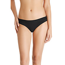Buy Bonds New Era Cotton Bikini Briefs, Black Online at johnlewis.com