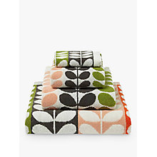 Buy Orla Kiely Multi Stem Classic Towels, Multi Online at johnlewis.com