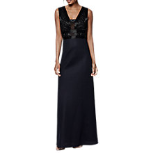 Buy Phase Eight Collection 8 Geraldine Dress, MIdnight Online at johnlewis.com
