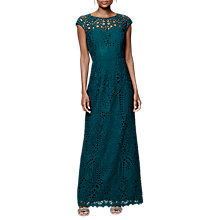 Buy Phase Eight Collection 8 Gloria Lace Dress, Jade Online at johnlewis.com