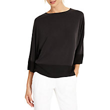 Buy Phase Eight Cassidy Kimono Top, Lead Online at johnlewis.com