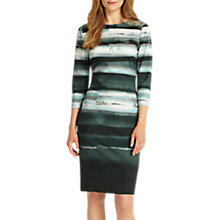Buy Phase Eight Annika Ombre Dress, Pine Online at johnlewis.com