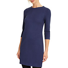 Buy Phase Eight Tilly Tunic Dress, Deep Blue Online at johnlewis.com