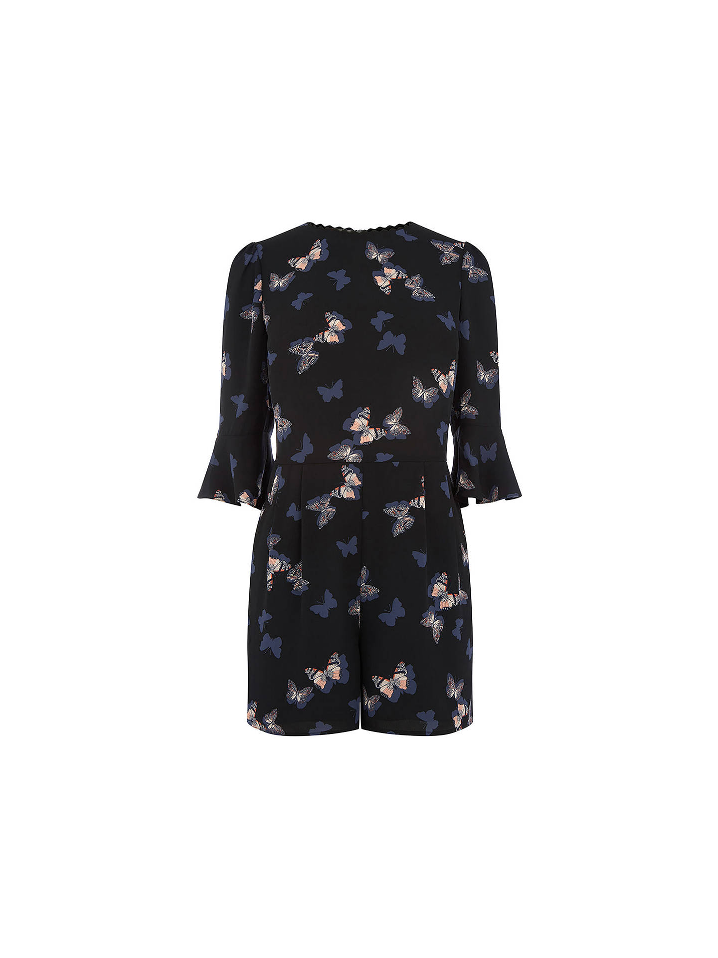 f5c44594ae ... Buy Oasis Butterfly Print Playsuit