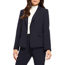 Buy Jaeger Slim Fit Tailored Jacket, Midnight Online at johnlewis.com