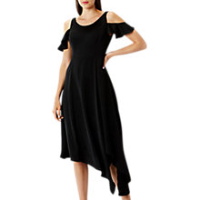 Buy Coast Livia Cold Shoulder Dress Online at johnlewis.com