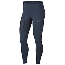 Buy Nike Power Epic Run Flash Running Tights Online at johnlewis.com