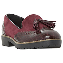 Buy Dune Giorgia Tassel Loafers Online at johnlewis.com