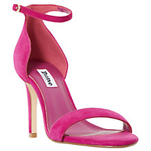 Buy Dune Mortimer Stiletto Heeled Sandals Online at johnlewis.com