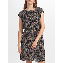 Buy Collection WEEKEND by John Lewis Ditsy Floral Print Dress, Black/Multi Online at johnlewis.com