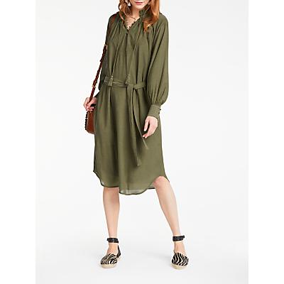 AND/OR Freida Dress, Olive