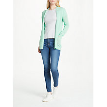 Buy John Lewis Summer Cashmere Edge to Edge Cardigan Online at johnlewis.com