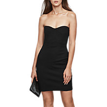 Buy Reiss Miranda Bandeau Bodycon Dress Online at johnlewis.com
