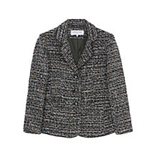 Buy Gerard Darel Tweed Jacket, Multi Online at johnlewis.com