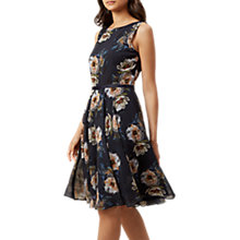 Buy Hobbs Ava Dress, Multi Online at johnlewis.com