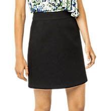 Buy Warehouse A-Line Denim Skirt Online at johnlewis.com