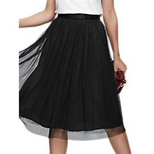 Buy Reiss Crystal Tulle Midi Skirt Online at johnlewis.com