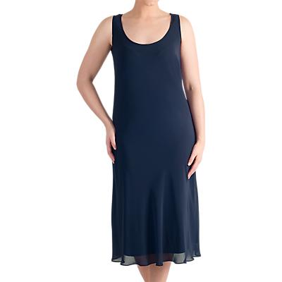 Chesca Bias Cut Chiffon Dress