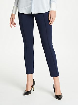 Winser London Emma Miracle Pintuck Capri Trousers