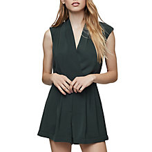 Buy Reiss Louise Wrap Playsuit Online at johnlewis.com