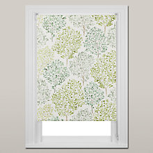 Buy John Lewis Leckford Trees Daylight Roller Blind Online at johnlewis.com