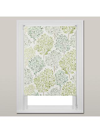 John Lewis & Partners Leckford Trees Daylight Roller Blind