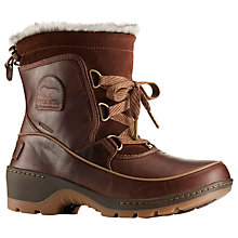 Buy Sorel Tourino Women's Snow Boots, Brown Online at johnlewis.com