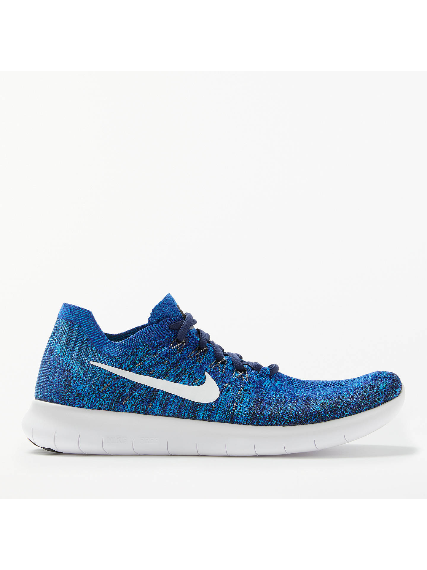 d7b02b09ce8 Nike Free RN Flyknit 2017 Men s Running Shoes at John Lewis   Partners