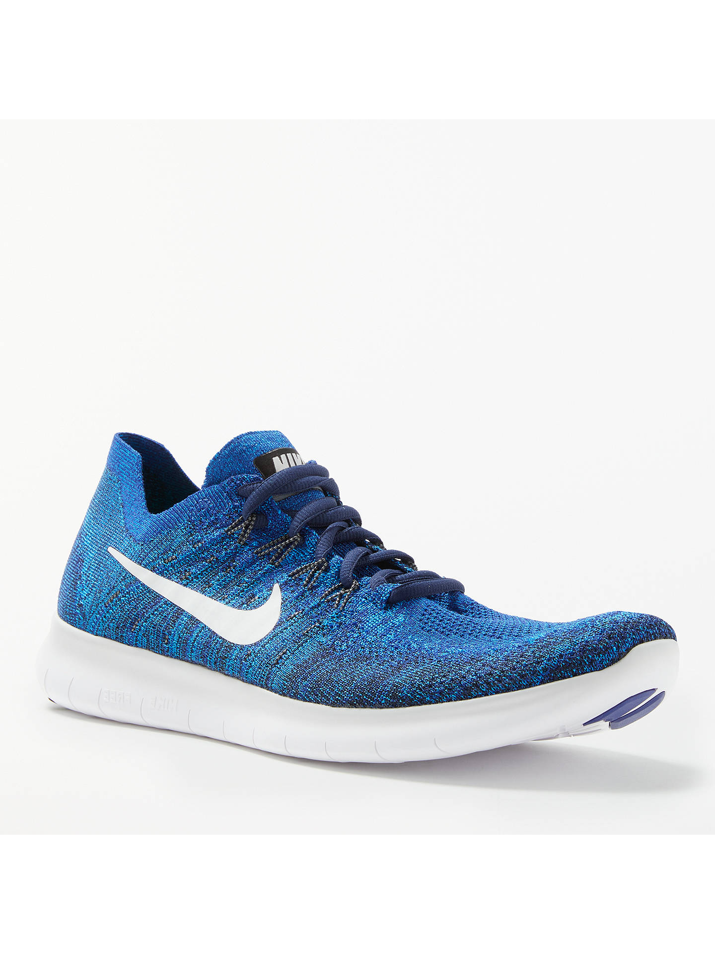 6532ccf23a3 Nike Free RN Flyknit 2017 Men's Running Shoes at John Lewis & Partners