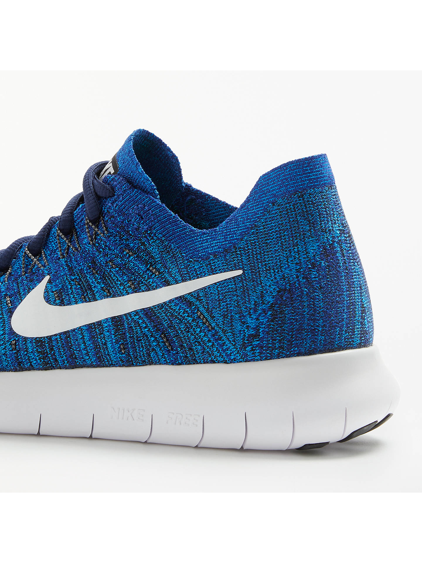 d9142f29b6a Nike Free RN Flyknit 2017 Men s Running Shoes at John Lewis   Partners