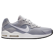 Buy Nike Air Max Guile Men's Trainer, Wolf Grey Online at johnlewis.com