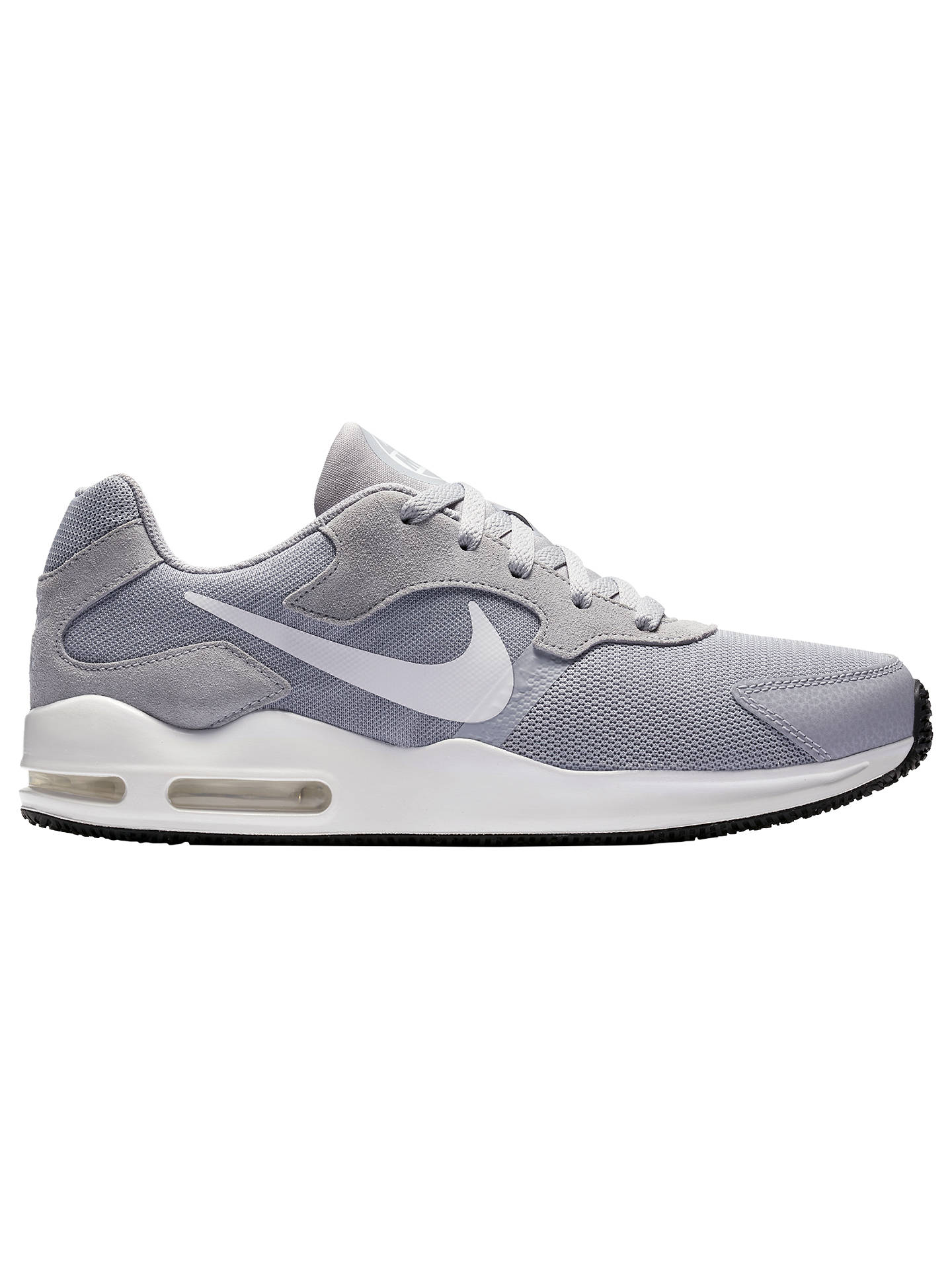 buy popular 438d3 1bf76 Buy Nike Air Max Guile Men s Trainer, Wolf Grey, 7 Online at johnlewis.