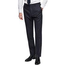 Buy Reiss Norona Modern Fit Suit Trousers, Indigo Online at johnlewis.com