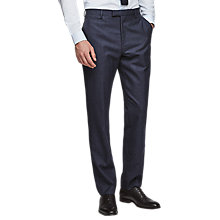 Buy Reiss Airforce Wool Trousers, Airforce Blue Online at johnlewis.com