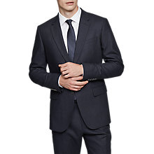 Buy Reiss Norona Modern Fit Suit Jacket, Indigo Online at johnlewis.com