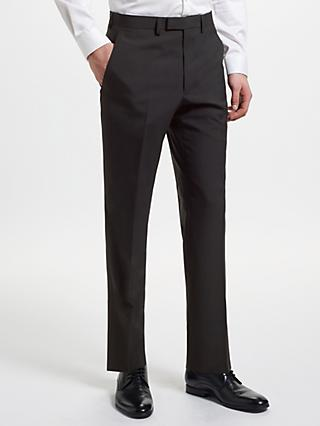 Kin Slim Fit Suit Trousers, Black