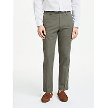 Buy John Lewis Woven in Italy Tailored Trousers Online at johnlewis.com