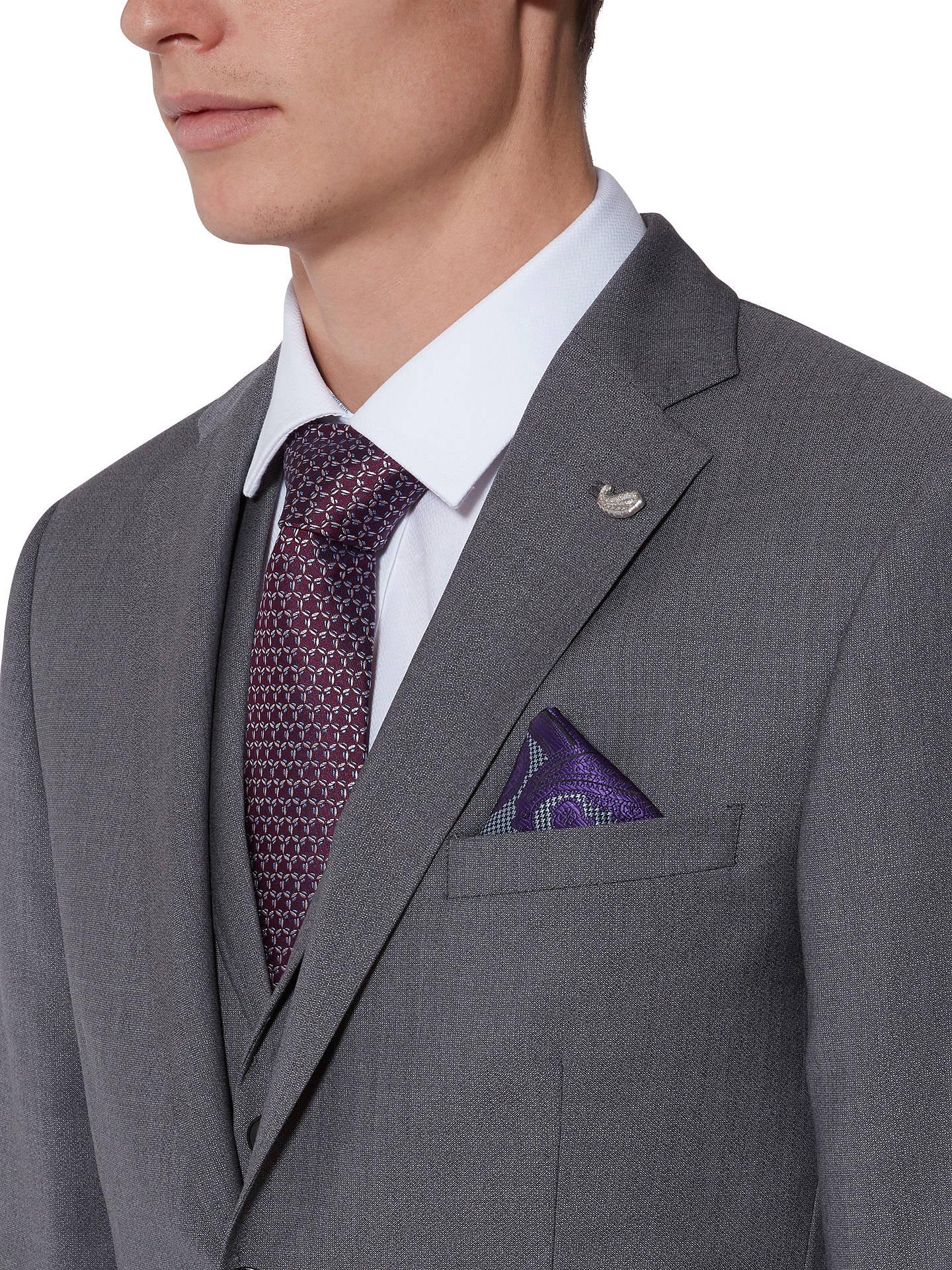 776e5a609c00 ... Buy Ted Baker Bundaj Wool Semi Plain Tailored Suit Jacket