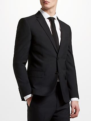 Kin Slim Fit Suit Jacket, Black