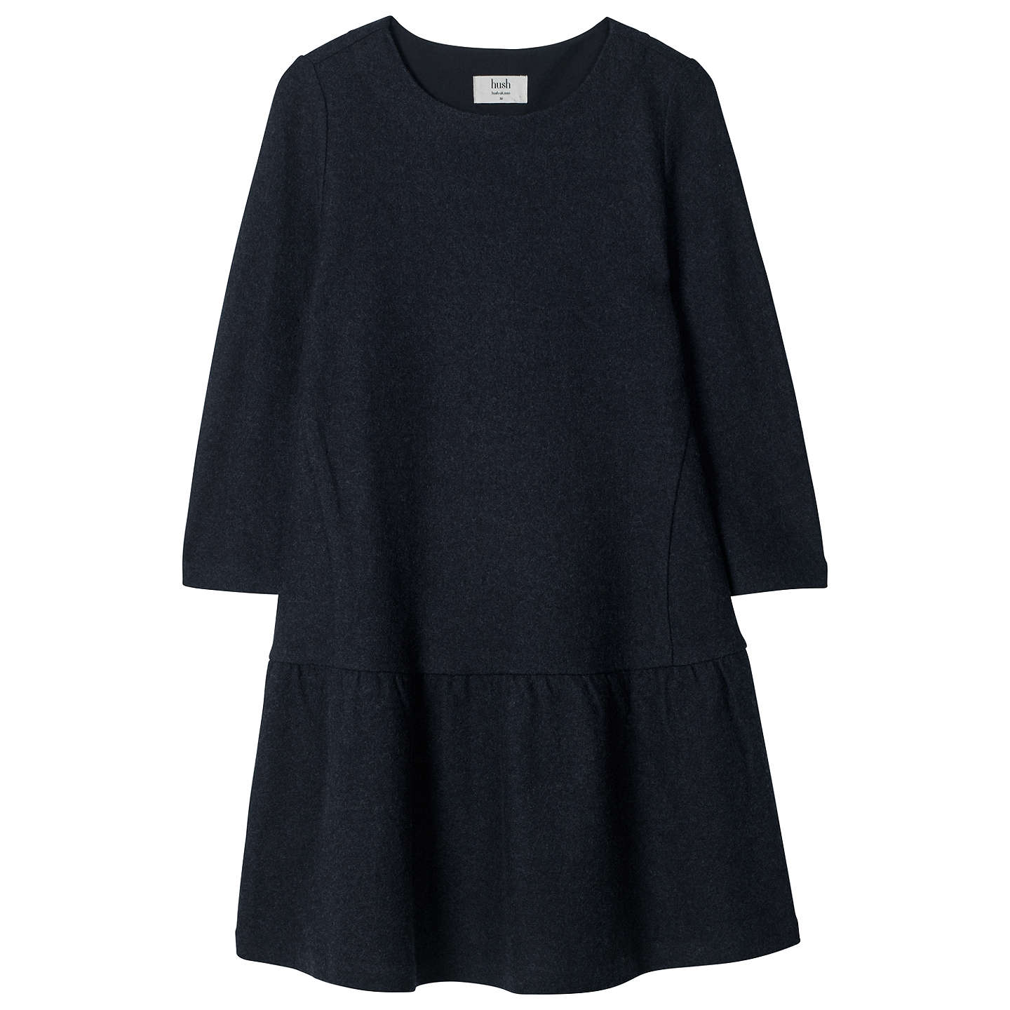 Buyhush Cicely Drop Waist Dress, Midnight, XS Online at johnlewis.com