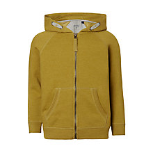 Buy John Lewis Boys' Core Ribbed Panel Hoodie Online at johnlewis.com