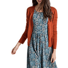 Buy Seasalt Reflection Cardigan, Cinnamon Online at johnlewis.com