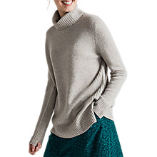 Buy Seasalt Lithograph Merino Wool Blend Jumper Online at johnlewis.com