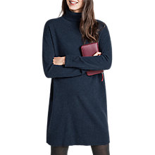 Buy Seasalt Neap Tide Jumper Dress, Fathom Online at johnlewis.com