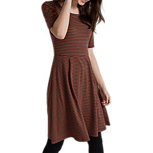 Buy Seasalt St Enodoc Dress II, Canvas Fathom Nutmeg Online at johnlewis.com