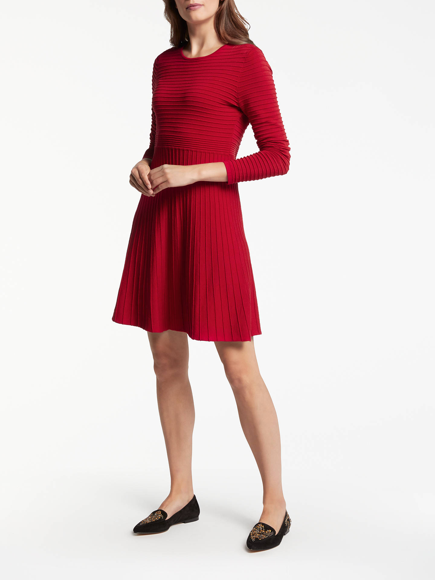 eb2c504950 BuyGerry Weber Knitted Fit And Flare Dress