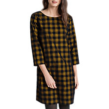 Buy Seasalt Martingale Dress, Bridge Turmeric Online at johnlewis.com