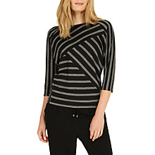 Buy Phase Eight Carrah Stripe Top Online at johnlewis.com